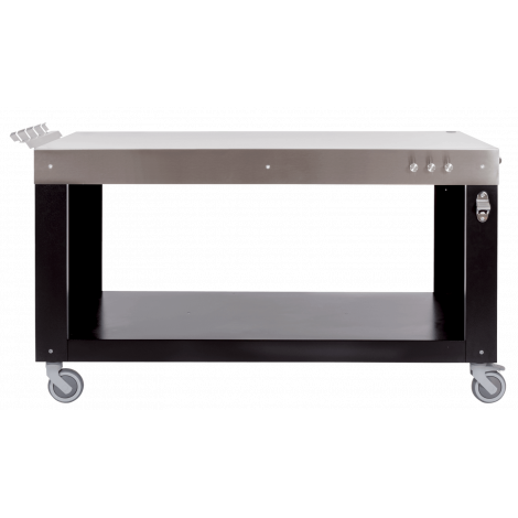Table inox multifonction